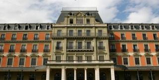 Palais Wilson building