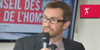Phil Lynch, ISHR Director