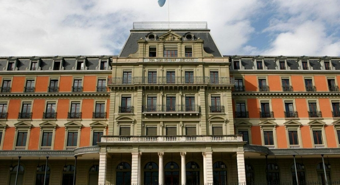Palais Wilson building - ISHR special procedures