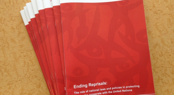 Image of reprisals report