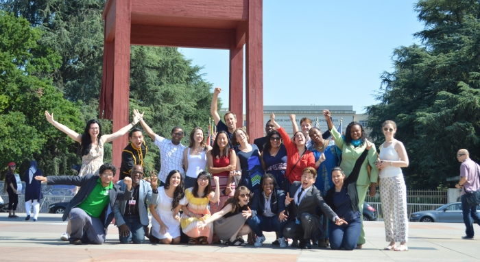 Photo of participants of HRDAP18