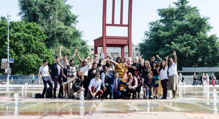 Group of HRDAP19 participants