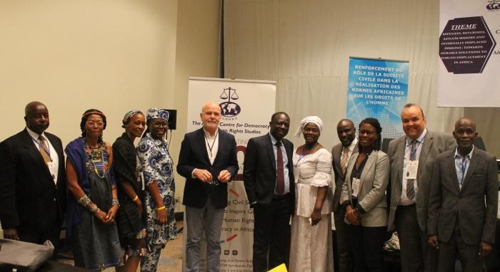 NGO Forum | Poor treatment of civil society organisations