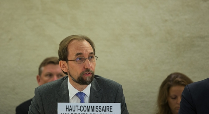 High Commissioner for Human Rights Zeid al Hussein