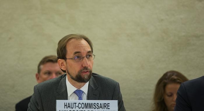 Alto Comisionado Zeid al Hussein