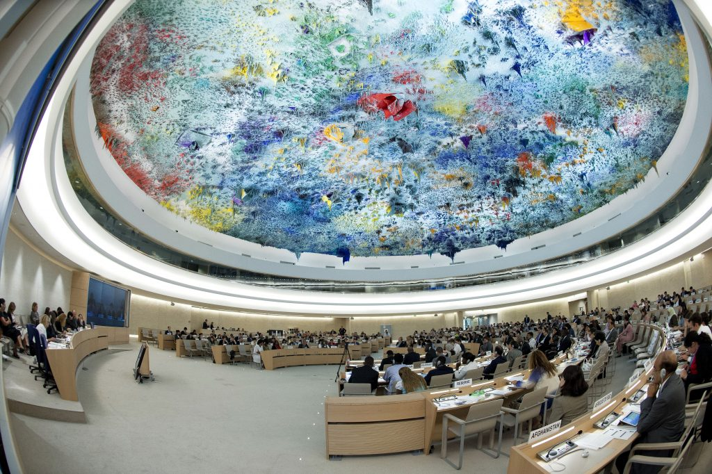 Human Rights Council Elections 2021: discussions of candidate States' visions for membership