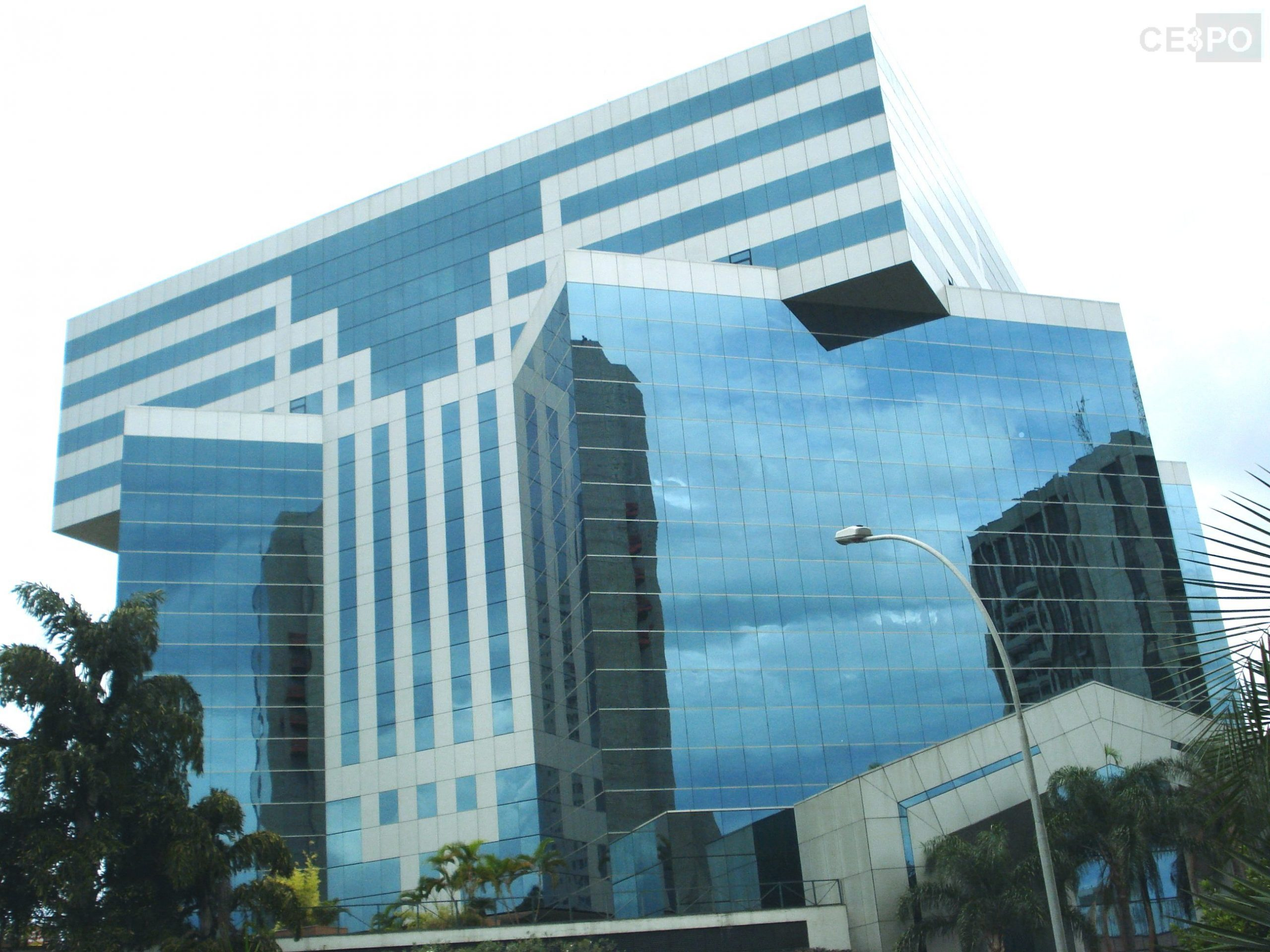 business building in Brazil