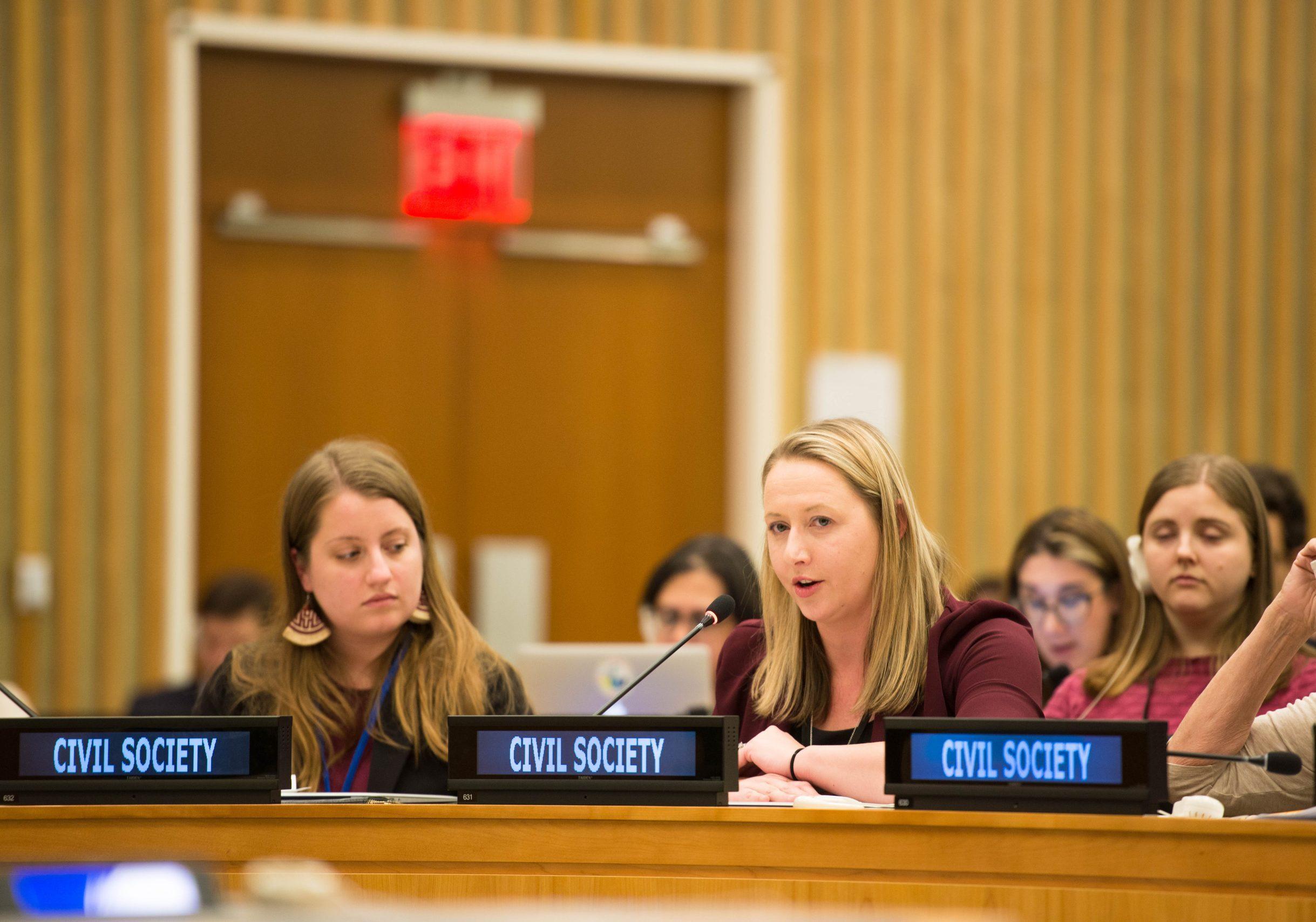 civil society at un