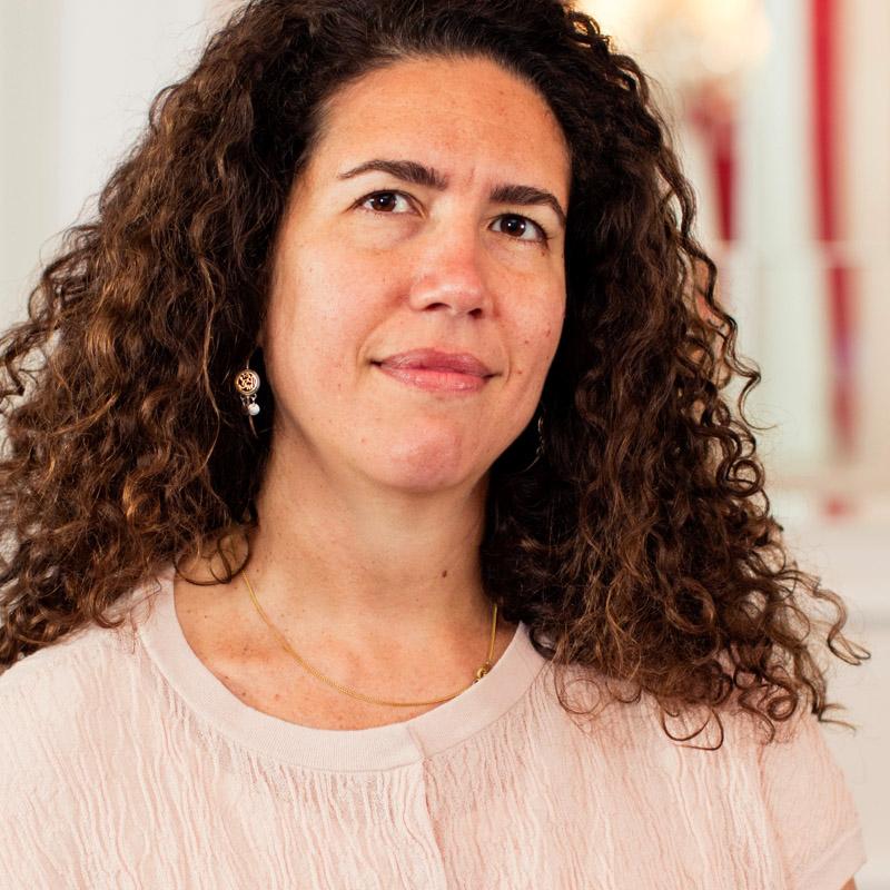 Profile Photo of ISHR board member Heba Morayef