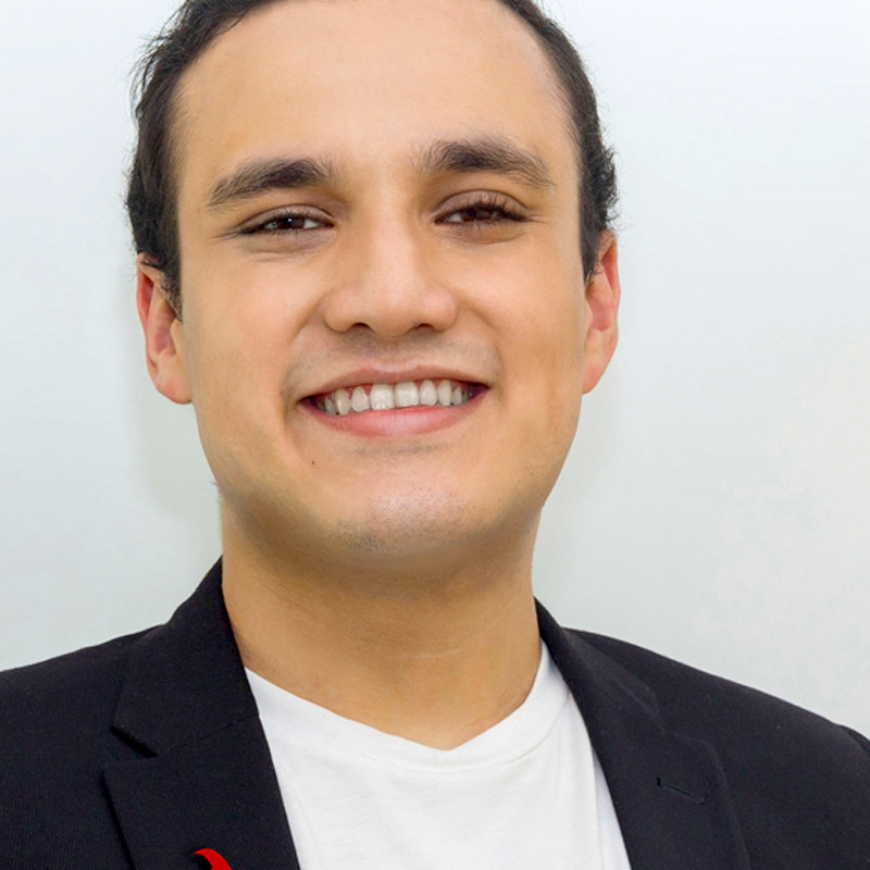 Profile Photo of ISHR fellow Javier Urizar