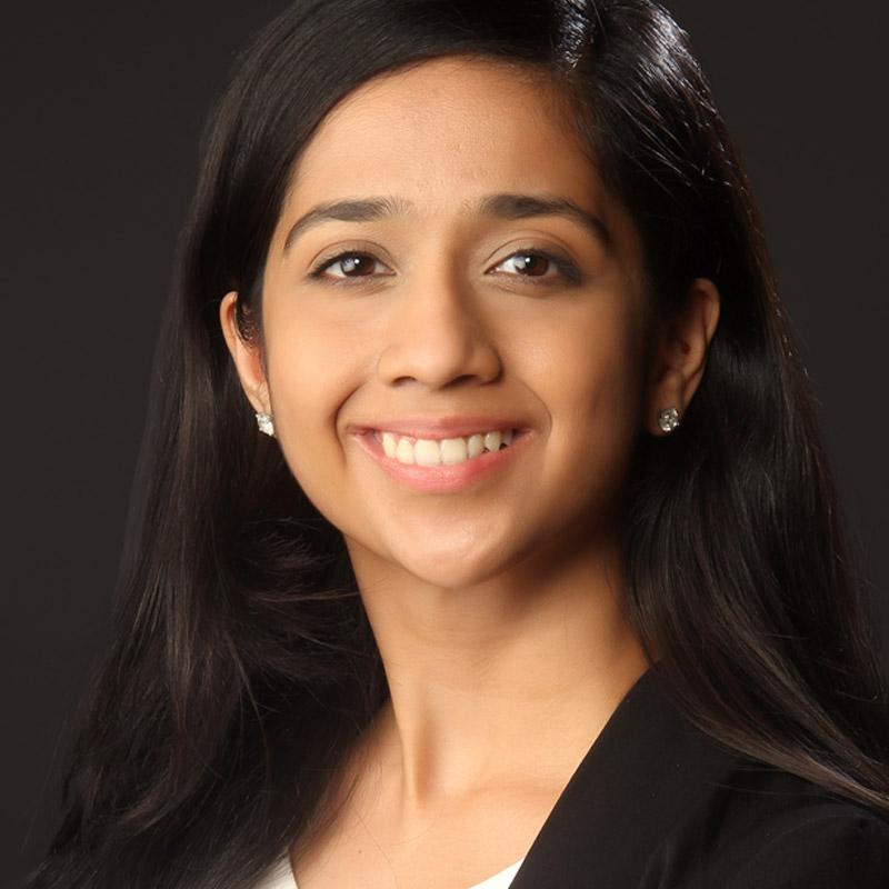Profile Photo of ISHR fellow Maithili Pai