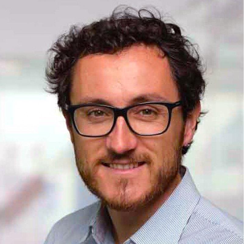 Profile Photo of ISHR staff Andrés Zaragoza