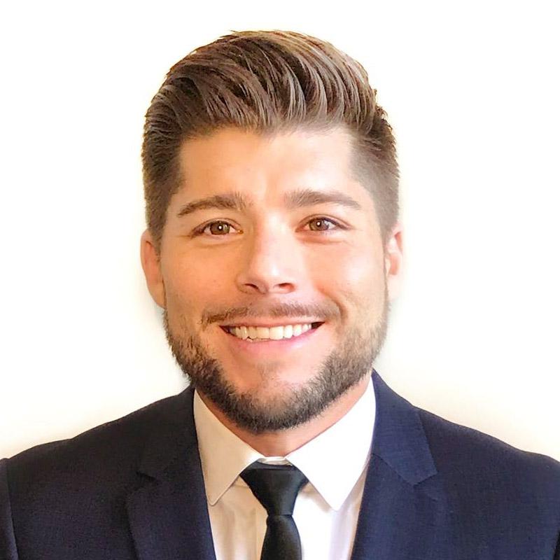 Profile Photo of ISHR staff Diego Villanueva