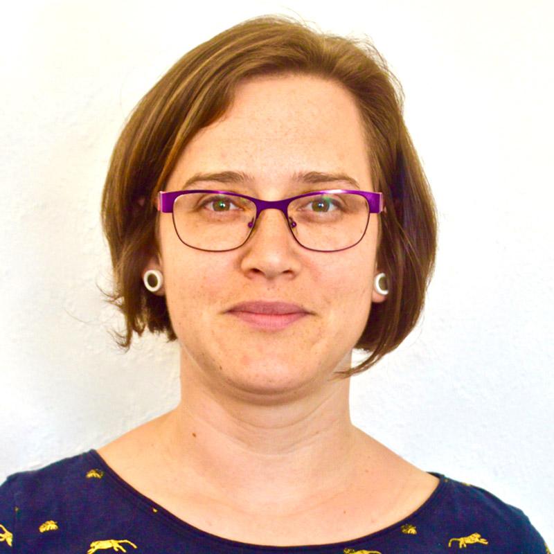 Profile Photo of ISHR staff Eva Homolkova