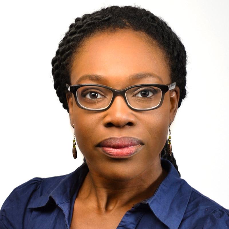 Profile Photo of ISHR staff Fanny Toutou-Mpondo