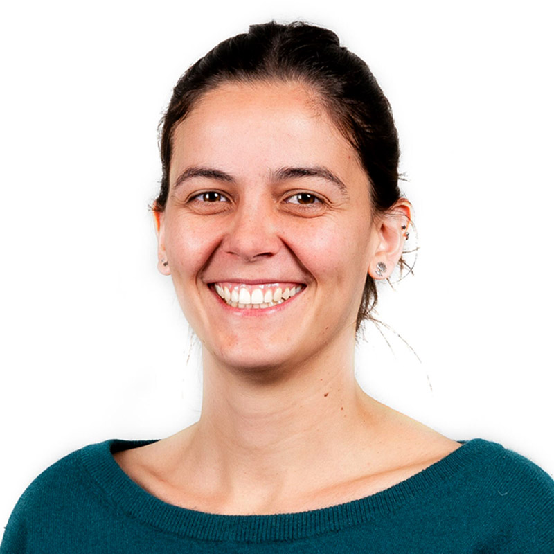 Profile Photo of ISHR staff Marianne Bertrand