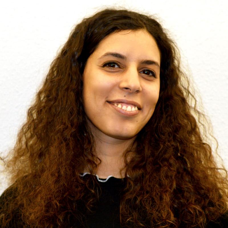 Profile Photo of ISHR staff Salma El Hosseiny.