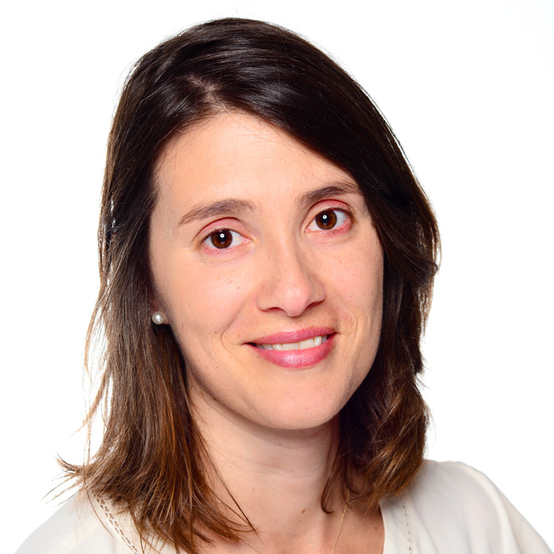 Profile Photo of ISHR staff Sonia Derreumaux