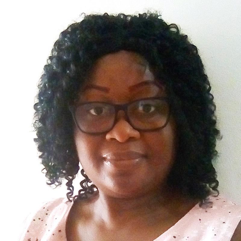 Profile Photo of ISHR staff Stéphanie Wamba