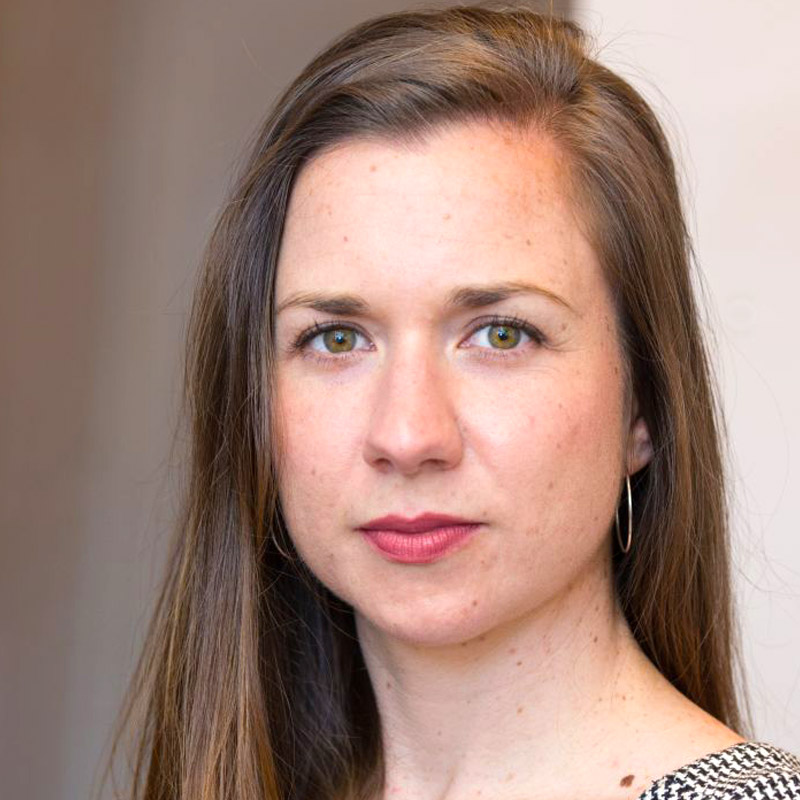 Profile Photo of ISHR staff Tess McEvoy
