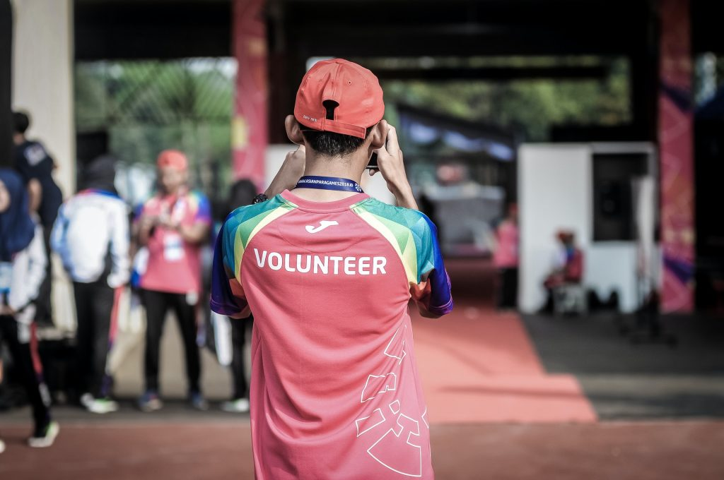 Volunteer and Pro Bono